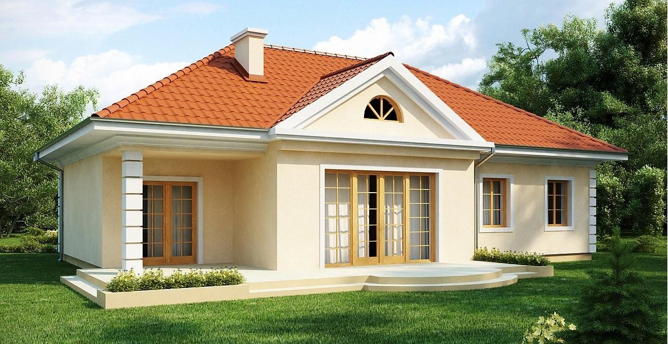 комфортна сглобяема къща от Бонис Билд ООД